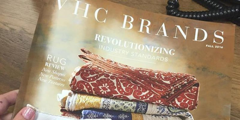 VHC Brands, Inc catalog
